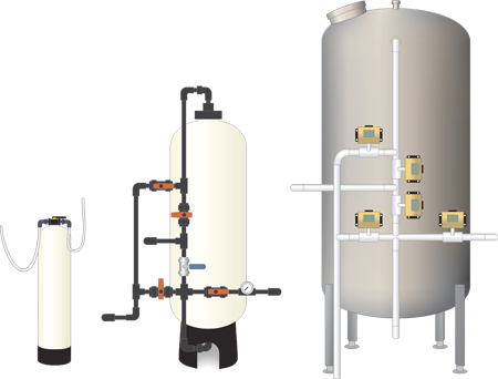 CWF-AC Activated Carbon Filtration System